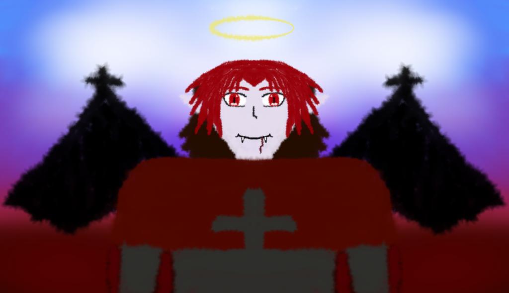 Crowley Eusford Dracula by Sephikuji