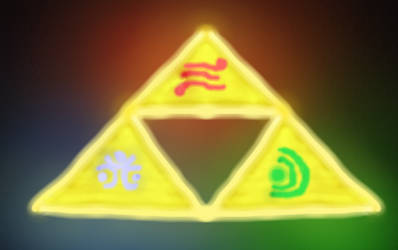 Triforce from Legend of Zelda