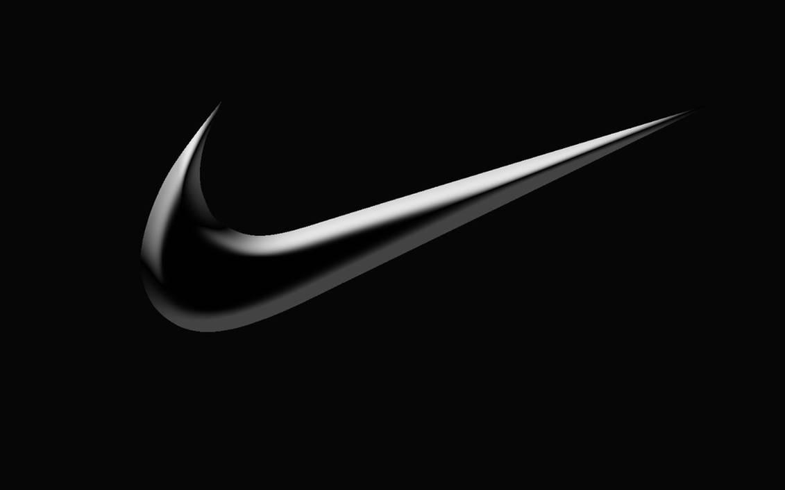 fax Licuar Extensamente  Nike Logo Black by blackpandinus on DeviantArt