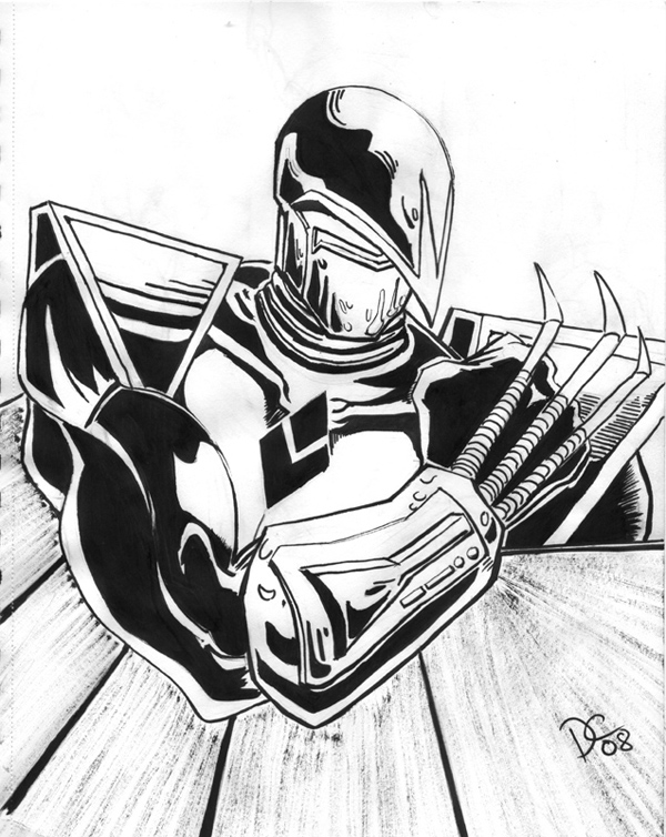 Darkhawk by The-Standard