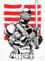 Snake Eyes by The-Standard