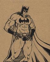 Batman experiment by The-Standard