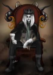 Wulgrin, the King Vampire