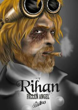 rihan, fallen Angel