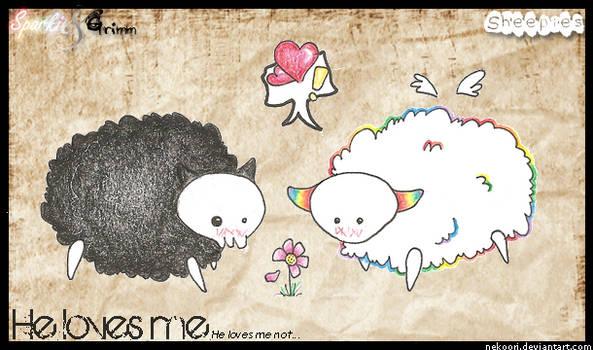 .a sheep_+in -LOVE-