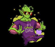 #1 Green Dad!!!