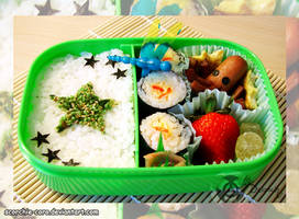 Dollar Store Bento by Scorchie-Critter