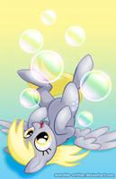 Bubbles! by Scorchie-Critter