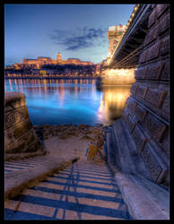 The same old Chain Bridge by bandesz99