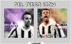 DEL PIERO ICON by cannabis97
