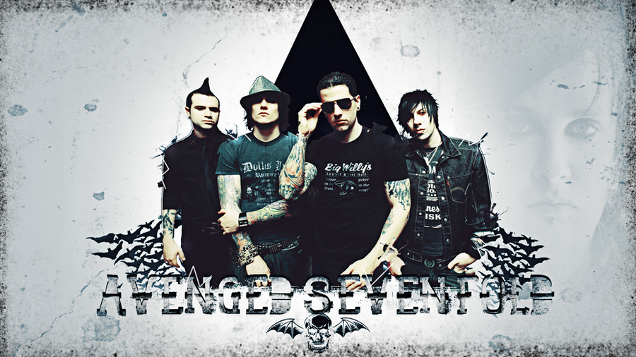 Avenged sevenfold wallpaper by cannabis97 on deviantart avenged sevenfold wallpaper by cannabis97 voltagebd Gallery