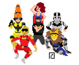 PIXEL NSP by Drawershonen