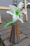 Lily 3d pen flower