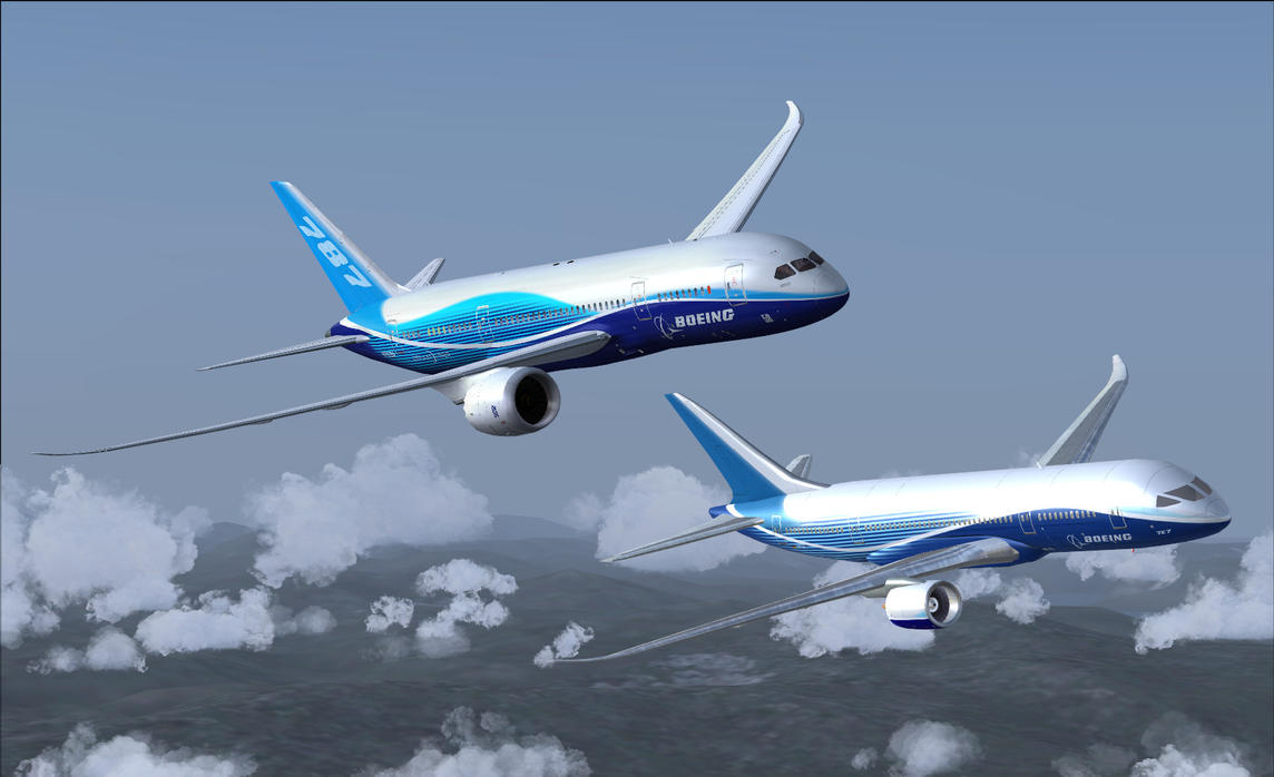 case 16 the boeing 7e7 Boeing dreamline case study report by jiajun chen introduction on april 26, 2004, as airbus surpassed its market share for the first time in the history, boeing announced its plans to develop the dreamliner 787 (initially known as boeing 7e7.