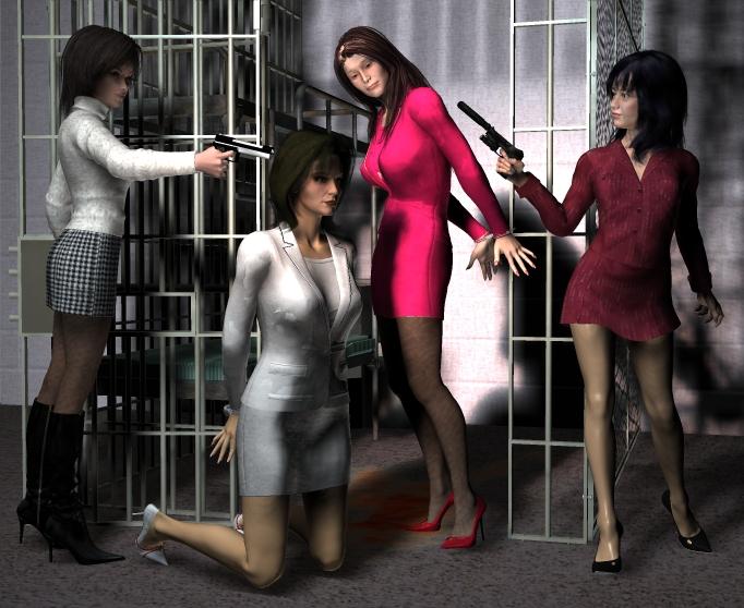 Busty slave girl in bondage extreme sex -