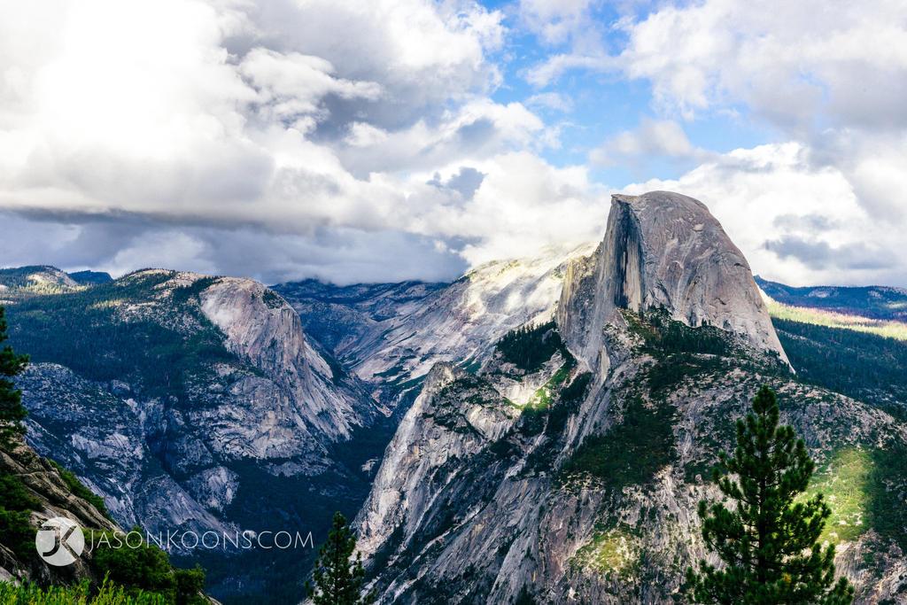 Glacier Point   Yosemite by JasonKoons