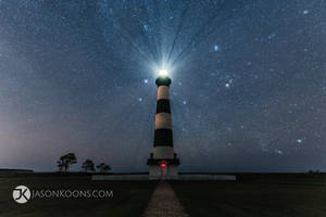 Night Light | Outer Banks by JasonKoons