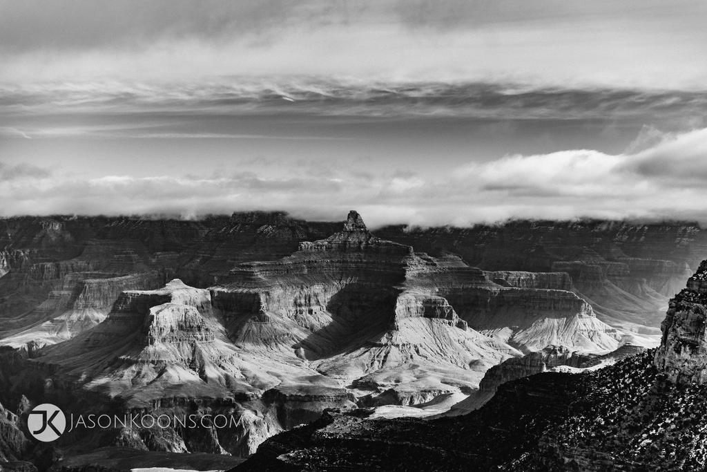 Temple of Isis   Grand Canyon, AZ by JasonKoons