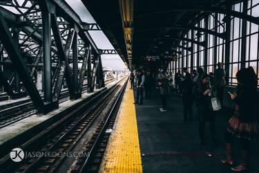 Morning Commute | Brooklyn by JasonKoons