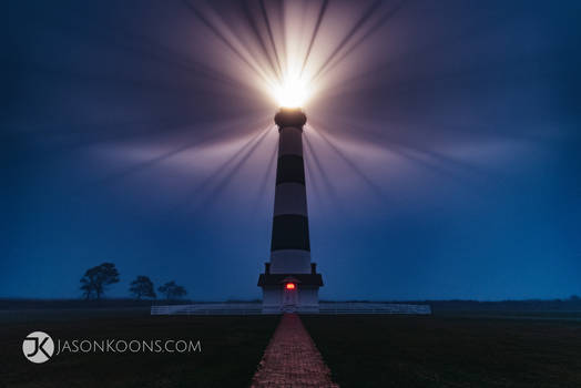 Foggy Night | Outer Banks