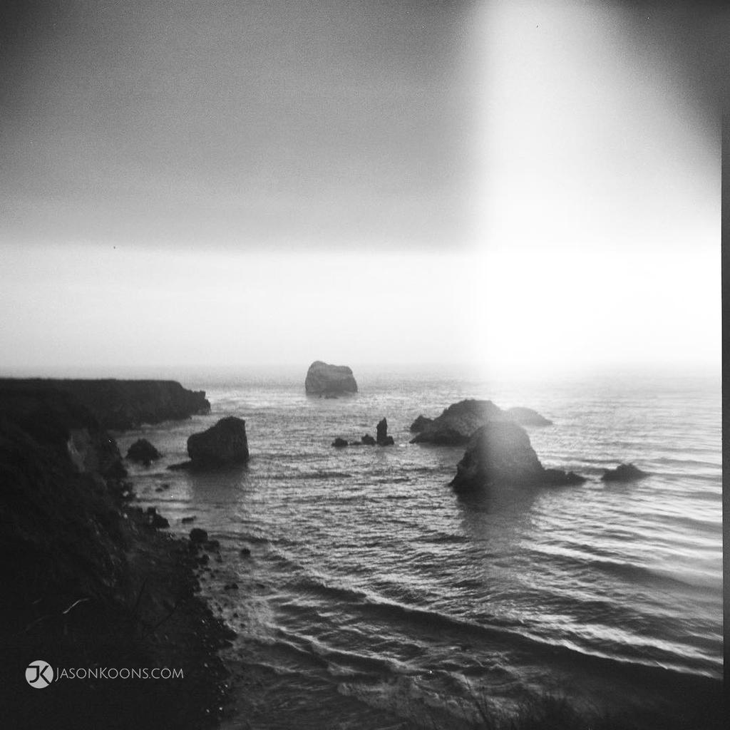 Hana Shots II | Los Padres NF by JasonKoons