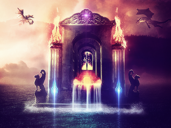 Dragonbane by SilenceNocturne