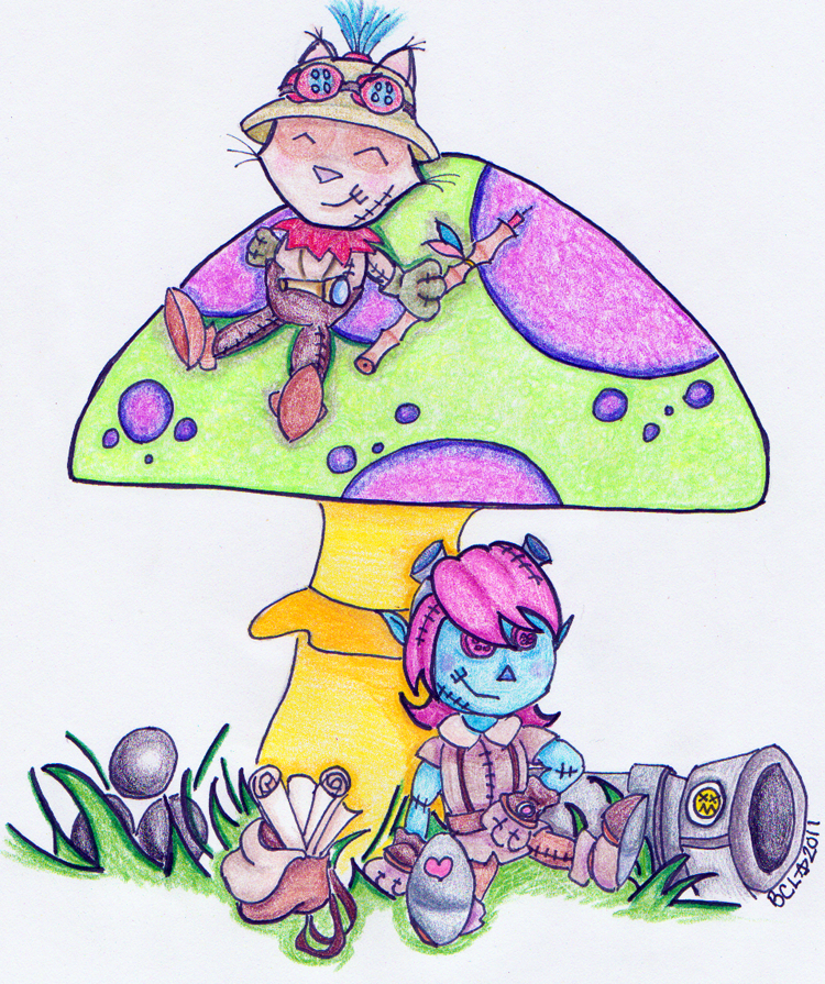 tristana and teemo relationship help