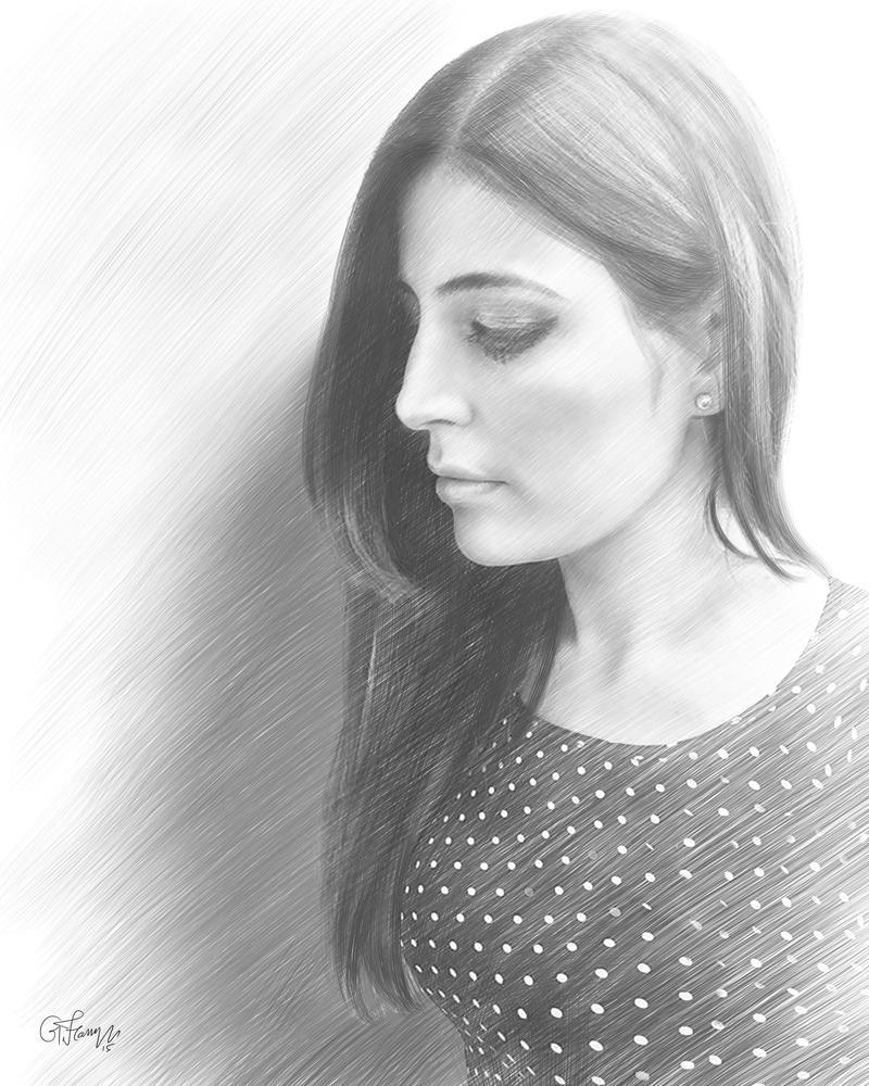 Portrait of a Girl by gfaruque