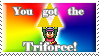 You Got the Triforce by Hyrule-Legends