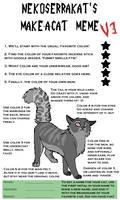 Make-a-Cat Meme V3 by TallestSky