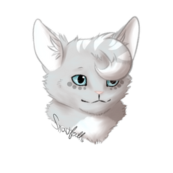 Headshot Contest Prize 1 by Snowfall16