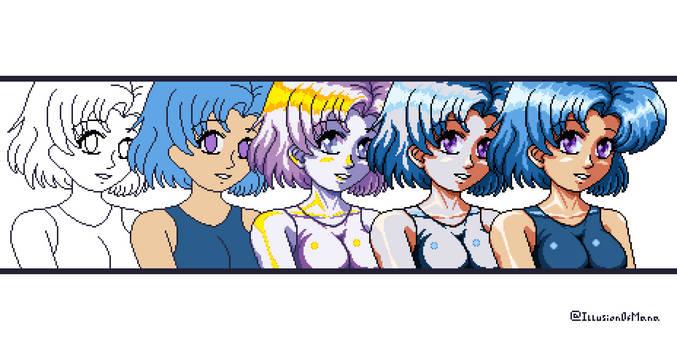 Sailor Mercury Breakaway