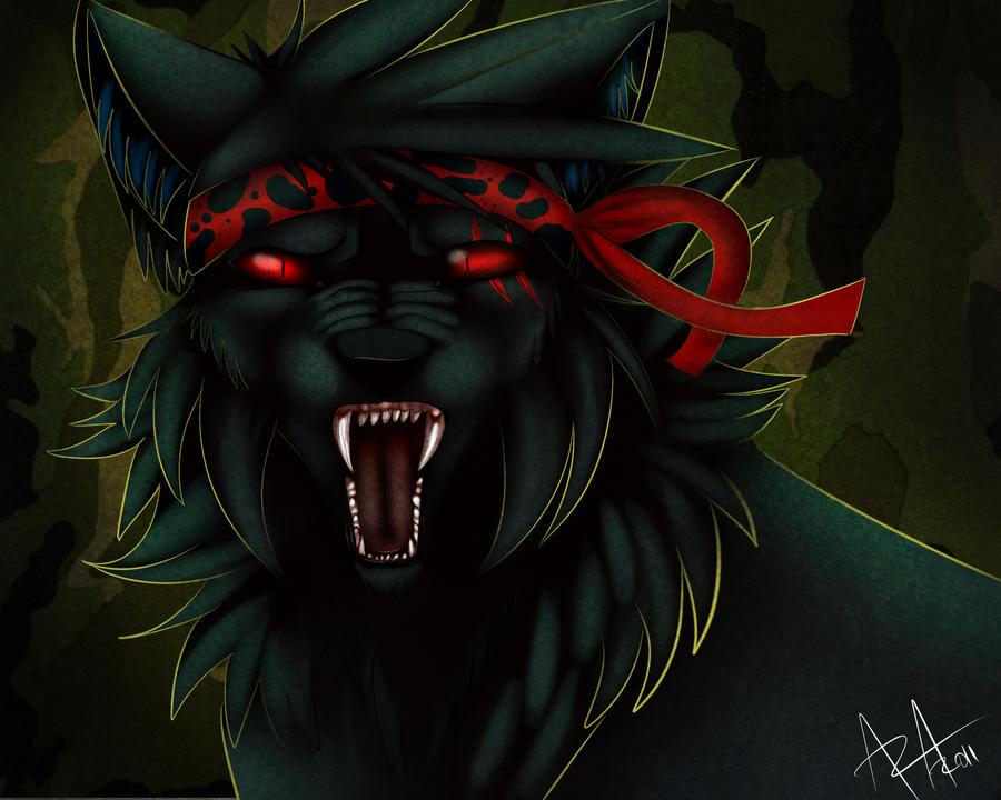 Darky Comission by ariita