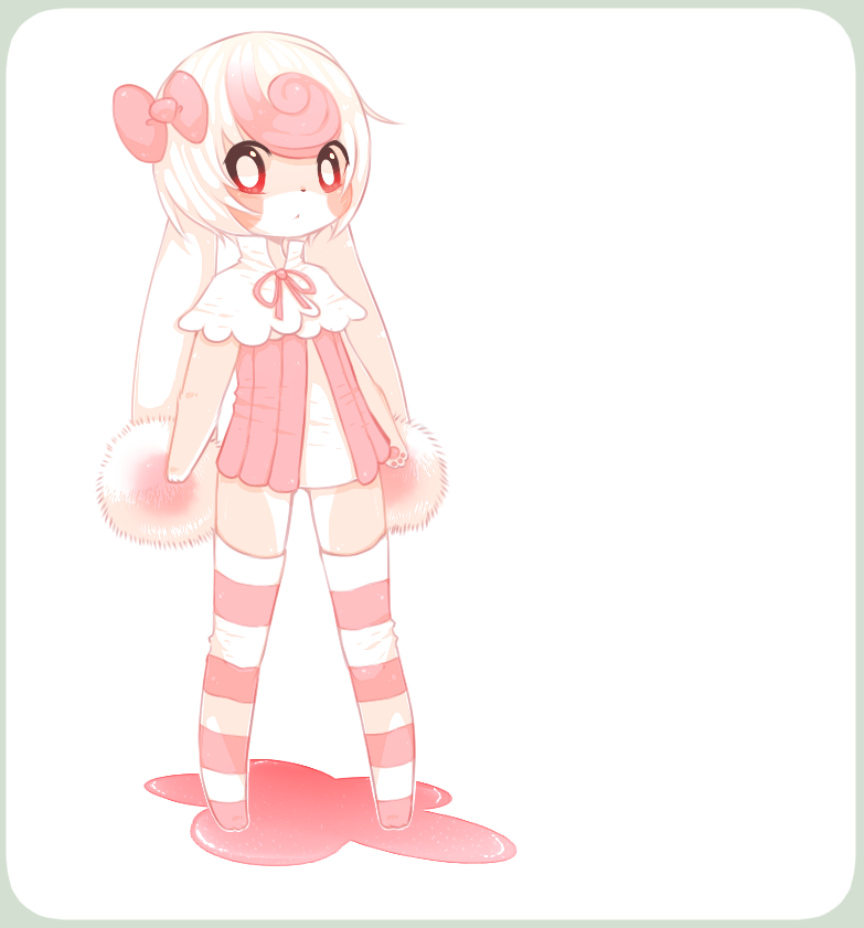 .:OC : Momo:. by InkHeartPaw
