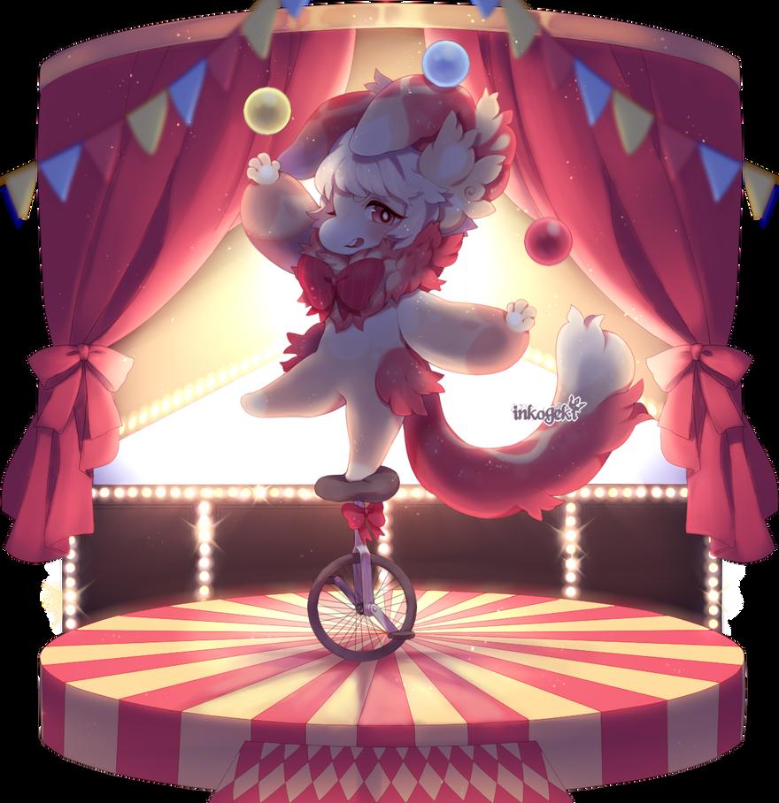 [DTA Entry] Pierrot by inkogeki