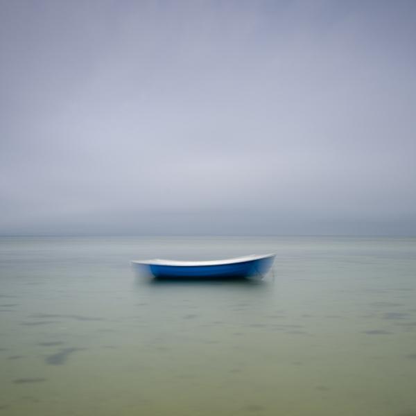 In Blue by EmilStojek