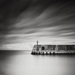 Seawall II by EmilStojek