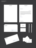 Visual Identity for Cleaning services by jozef89