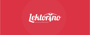 Logo concept for Lektorino