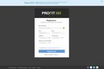 New sign up profit365