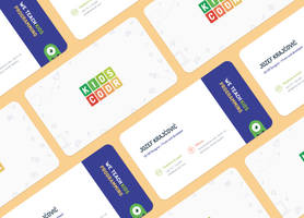 Business-card for Kidscodr by jozef89