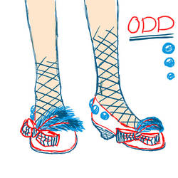 ODD shoes