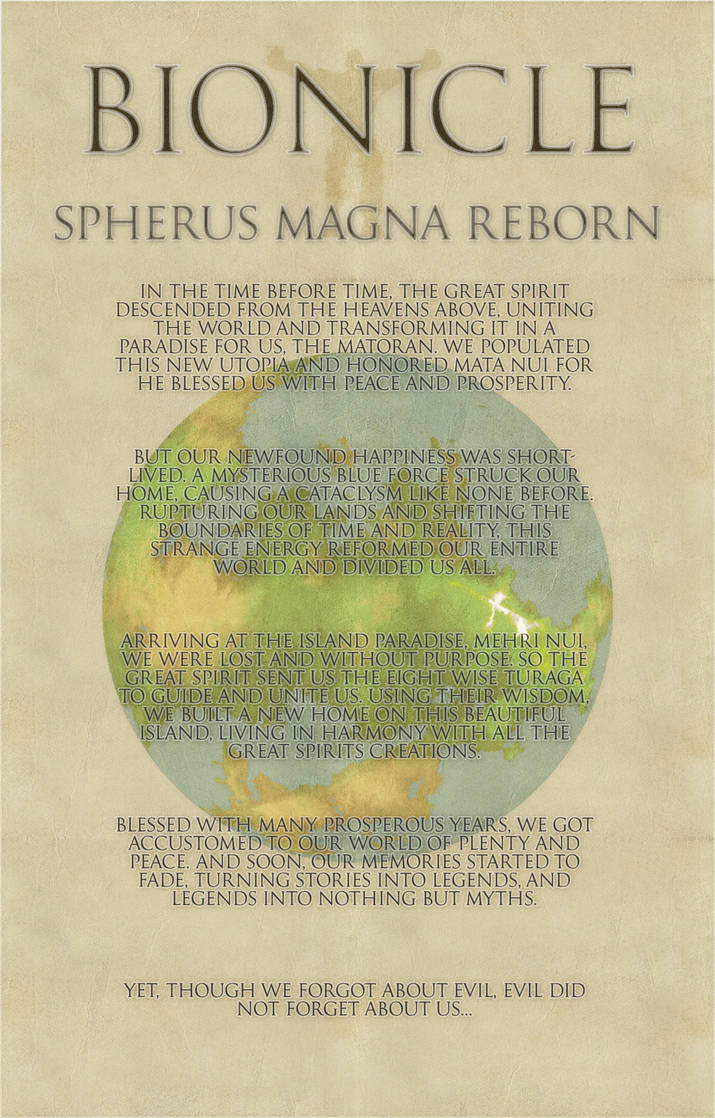 Spherus Magna Reborn by IbenTesara