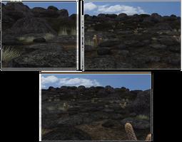 JFD Biomes : Rocky Coast by IbenTesara