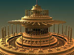 tiny temple