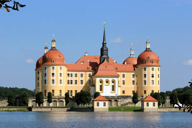 Moritzburg Castle by jost1