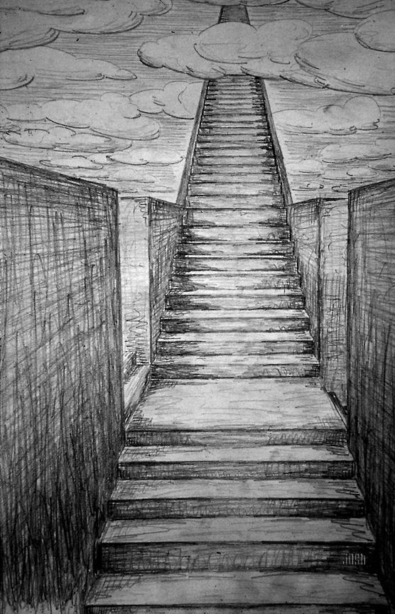 stairway to heaven by jost1 on DeviantArt