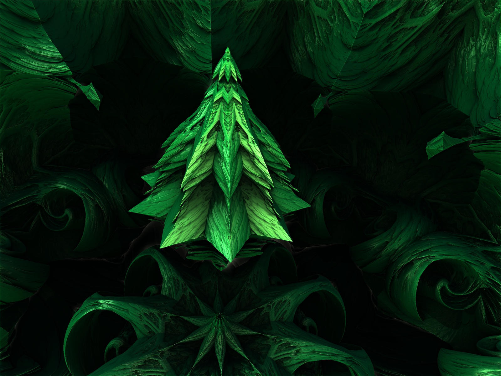 rebirth of a christmas tree by jost1