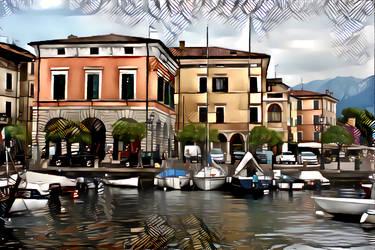Lake Garda by jost1