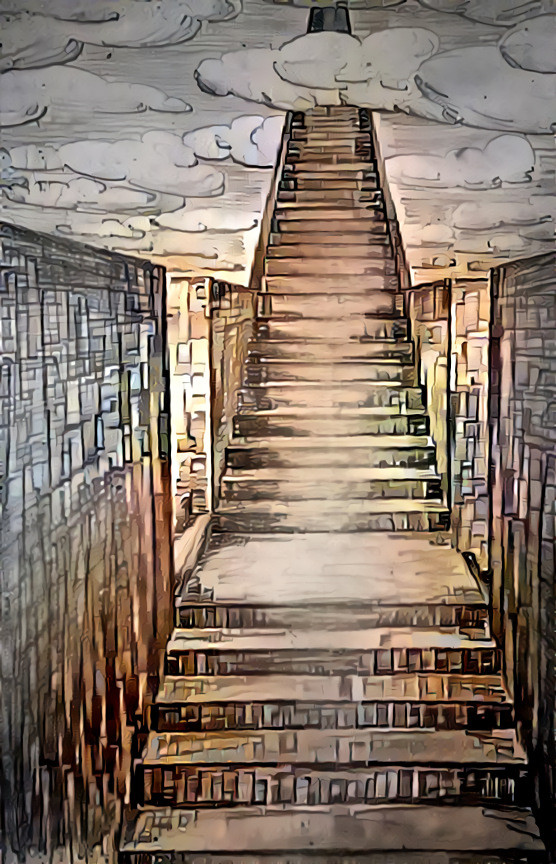 Stairway To Heaven by jost1